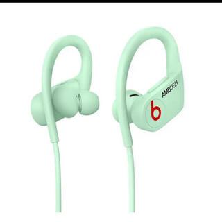 ビーツバイドクタードレ(Beats by Dr Dre)の即日発送 限定 beats ambush ビーツ ワイヤレス イヤフォン(ヘッドフォン/イヤフォン)