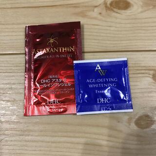 ディーエイチシー(DHC)のDHC☆オールインジェル、美容液☆試供品(オールインワン化粧品)