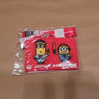 ジャル(ニホンコウクウ)(JAL(日本航空))の新品 非売品 JAL×USJ オリジナルパスケース③(キャラクターグッズ)