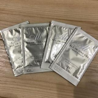 ディーエイチシー(DHC)のDHC☆オールインジェル☆試供品(オールインワン化粧品)