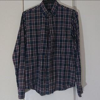 トゥモローランド(TOMORROWLAND)のブルーワーク  ( トゥモローランド )  チェックシャツ(シャツ)