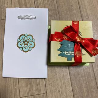 カハラホテル マカダミアナッツチョコレート クリスマス限定 ストロベリー(菓子/デザート)