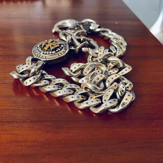 calee silver wallet chain