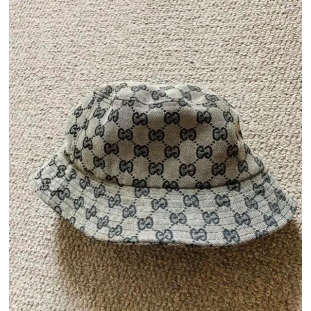 OFF-WHITE(オフホワイト)のGUCCI柄バケットハット  メンズの帽子(ハット)の商品写真