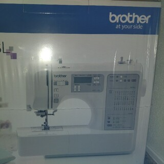 brother - 新品、未開封、ブラザーミシン、S71-SL、CPE0001、文字縫い、保証3年