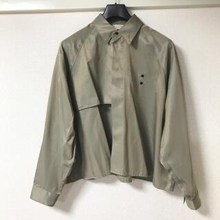 ジエダ(Jieda)のjieda  20ss  トレンチシャツ(シャツ)