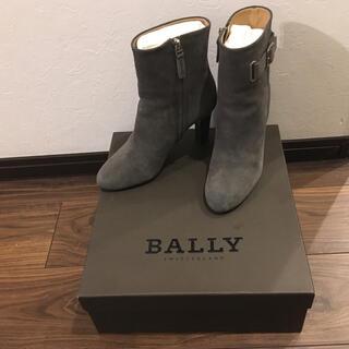 バリー(Bally)のBALLY ショートブーツ(ブーツ)