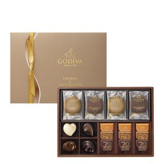 ゴディバ   クッキー&チョコレート アソートメント(菓子/デザート)