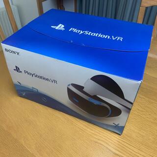 プレイステーションヴィーアール(PlayStation VR)のPlayStation VR + 対応カメラ(家庭用ゲーム機本体)