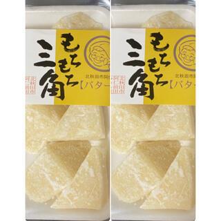 みうら庵 もちもち三角バター餅 2パック(菓子/デザート)