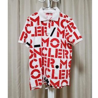 MONCLER - モンクレール ポロシャツ サイズM