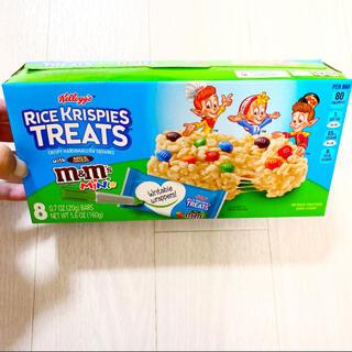 ライスクリスピートリーツ m&m's お菓子 アメリカ ハワイ コストコ