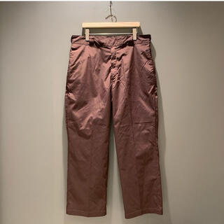 BEAMS - SSZ SHAKA No1874D PANTS BROWN Mサイズ 20FW