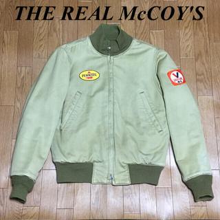 THE REAL McCOY'S - 旧リアルマッコイズ タンカース JKT