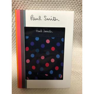 ポールスミス(Paul Smith)の新品 ポールスミス ボクサーパンツ M アンダーウェア 下着 プレゼント ドット(ボクサーパンツ)