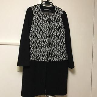 ダブルスタンダードクロージング(DOUBLE STANDARD CLOTHING)のダブルスタンダードクロージング ウールコート(ロングコート)