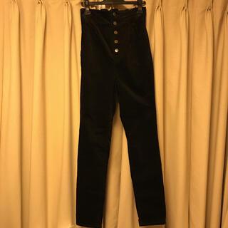 アニエスベー(agnes b.)の新品 アニエスベー パンツ ズボン 黒(その他)