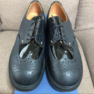 Trickers - quilp Mix Brogue Shoes 新品 uk8