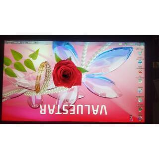 エヌイーシー(NEC)の★交渉OK★Blu-ray★VN770C★Win10対応製品★ジャンク★返品不可(デスクトップ型PC)