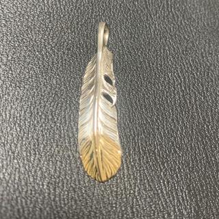 アリゾナフリーダム(ARIZONA FREEDOM)のアリゾナフリーダム  先金 フェザー(ネックレス)