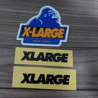 エクストララージ(XLARGE)のXLARGE(シール)