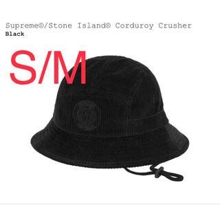 ストーンアイランド(STONE ISLAND)のSupreme®/Stone Island® Corduroy Crusher(ハット)