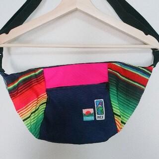チチカカ(titicaca)のチチカカ   MEIコラボ バッグ  メッセンジャー ショルダー(メッセンジャーバッグ)