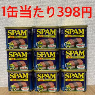 スパム 減塩 9缶