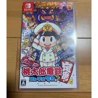 ニンテンドウ(任天堂)の桃太郎電鉄 Switch ソフト 任天堂(家庭用ゲームソフト)