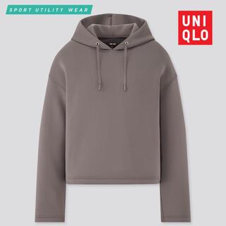 UNIQLO - 【美品】UNIQLO ドライソフトスウェット