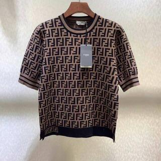 フェンディ(FENDI)のTシャツ(Tシャツ(半袖/袖なし))