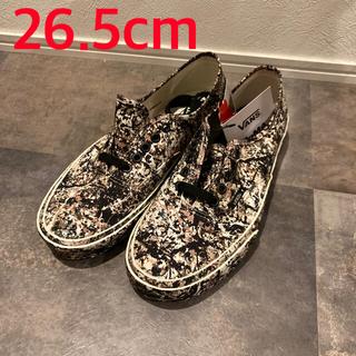 VANS - ★新品未使用★ vans moma J.POLLOCK 26.5cm