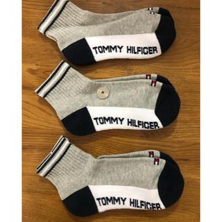 トミーヒルフィガー(TOMMY HILFIGER)の新品トミーヒルフィガーTOMMY HILFIGERレディース3足セット714(ソックス)