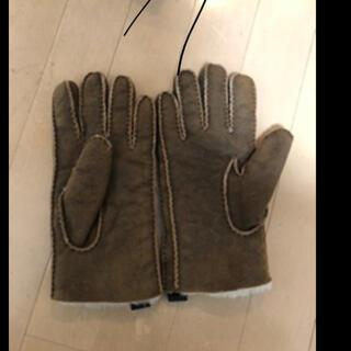 アグ(UGG)のアグ 手袋 新品(手袋)