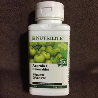 アムウェイ(Amway)のアムウェイ ニュートリライト アセロラC(ビタミン)