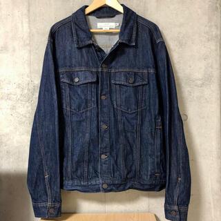 エイチアンドエム(H&M)の【直接引き渡し可能】 H&M デニムジャケット Gジャン XL(Gジャン/デニムジャケット)