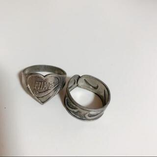 ナイキ(NIKE)のスズ&テトラ様専用(リング(指輪))