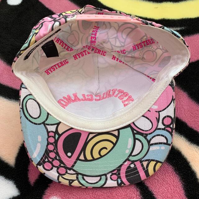 HYSTERIC MINI(ヒステリックミニ)の24 Fancyキャップ キッズ/ベビー/マタニティのこども用ファッション小物(帽子)の商品写真