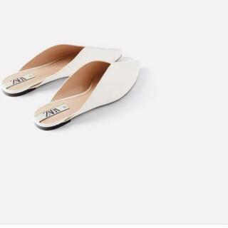 ZARA - ZARA    フラットシューズ ペタンコ靴