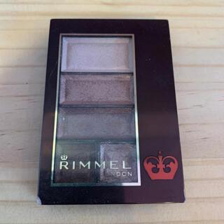 リンメル(RIMMEL)のリンメル ショコラスイートアイズ(アイシャドウ)