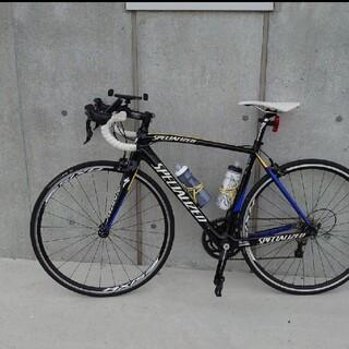 スペシャライズド(Specialized)のSPECIALIZED Tarmac sport フルカーボン 完成車(自転車本体)