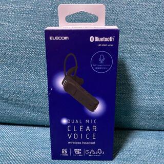 エレコム(ELECOM)のELECOM エレコム LBT-HS60PCBK ワイヤレスイヤホン(ヘッドフォン/イヤフォン)
