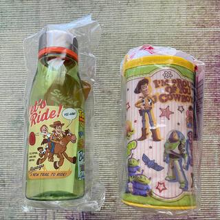 Disney - トイストーリー 水筒 & ボトルホルダー