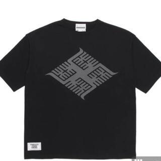 ワコマリア(WACKO MARIA)のBUDSPOOL×GAKKIN LOGO PRINT S/S TEE TYPE2(Tシャツ/カットソー(半袖/袖なし))