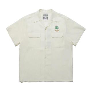 WACKO MARIA - WACKO MARIA 舐達麻 50'S SHIRT TYPE-2 半袖 シャツ