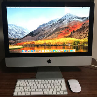 Mac (Apple) -  iMac (21.5-inch Late2009)