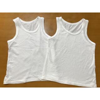 グンゼ(GUNZE)のグンゼランニングシャツ*120サイズ(下着)