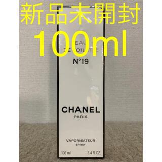 CHANEL - 【新品未開封】CHANEL no19 シャネル 19番 100ml