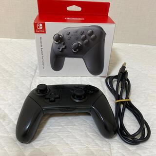 Nintendo Switch - ニンテンドー プロコン ジャンク品