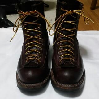 ウエスコ(Wesco)の激安☆超おすすめ品☆送料込み☆美品☆ホワイツブーツ☆White's Boots☆(ブーツ)